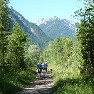 Zwischen Oberammergau und Ettal
