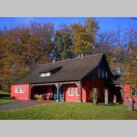 Böckstiegels' Elternhaus in Arrode bei Werther (Westf.)