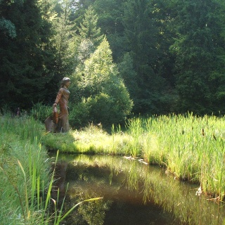 Frau-Holle-Teich auf dem Hohen Meißner