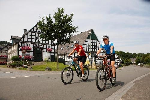 Bike Arena Sauerland - Über den Eisenberg Nr. 20