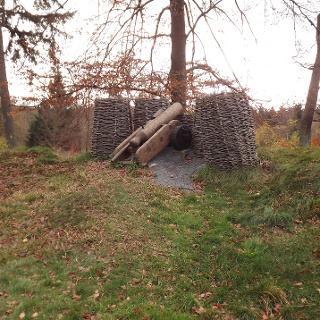 Kanonenplatz Stiege