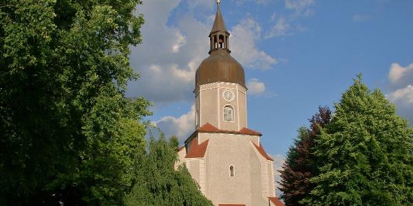Kirche in Hohenbocka