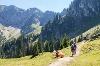 Bergtour auf den Aggenstein - @ Autor: Julian Knacker - © Quelle: Pfronten Tourismus
