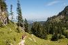 Wanderung zum Aggenstein - @ Autor: Julian Knacker - © Quelle: Pfronten Tourismus