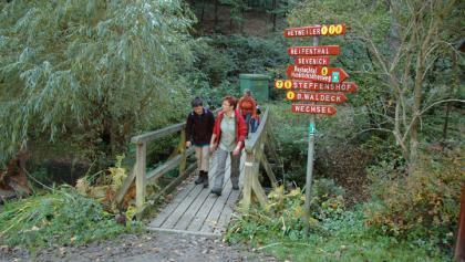 Baybachbrücke bei der Schmausemühle