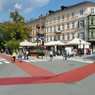 Kaiserbummel in Bad Ischl