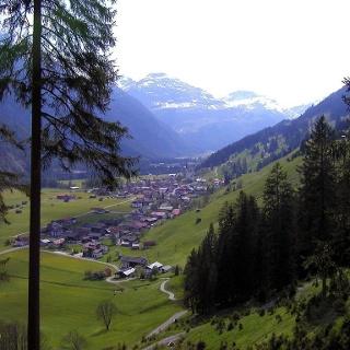 Am Weg zur Sonnalm - Holzgau