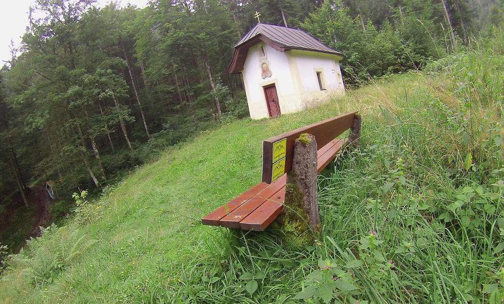 Die Fahrriesbodenkapelle