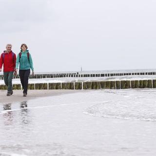 Zu jeder Jahreszeit lädt die  Mecklenburgische Ostseeküste zu Wanderungen mit viel frischer Luft und himmlischer Ruhe