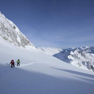 Skitour Eiskögele