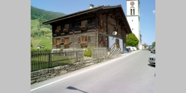 Tourismus-Museum Gaschurn