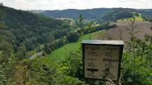 Naturlehrpfad Augustusburg-Erdmannsdorf-Augustusburg-Hennersdorf-Augustusburg