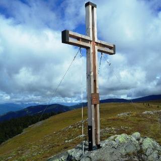 Gipfelkreuz Terenbachbalm