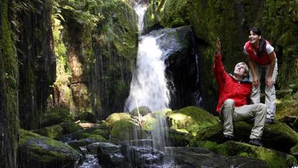 Menzenschwander Wasserfälle