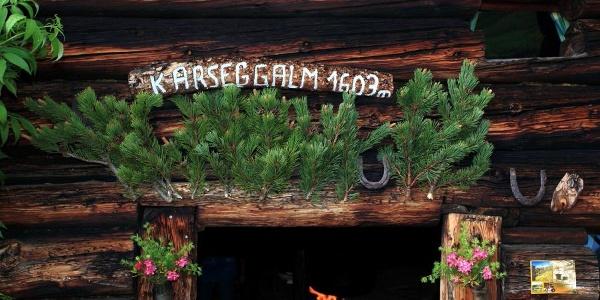 Karseggalm