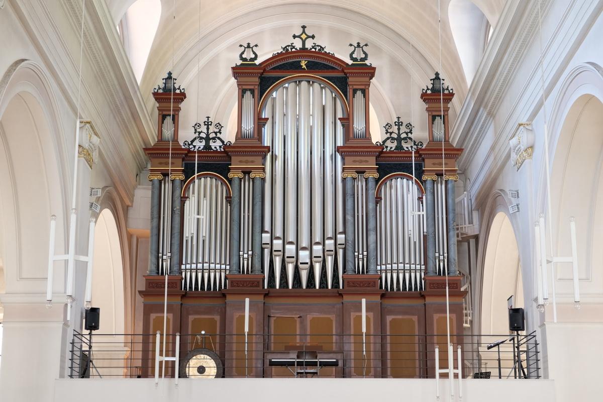 Walcker-Orgel in der St. Maria-Kirche