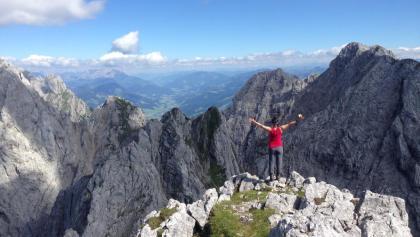 Klettersteig Wilder Kaiser Ellmauer Halt : Die schönsten klettersteige am wilden kaiser