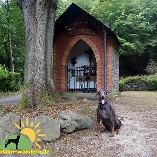Winzer Kapelle im Heckental