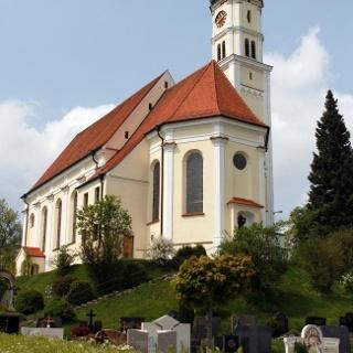 Wallfahrtskirche St. Georg, Kirch-Siebnach