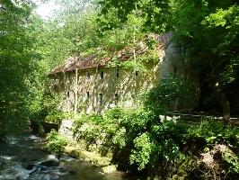 Foto Lochmühle, im Verfall