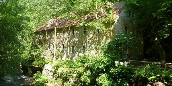 Lochmühle, im Verfall