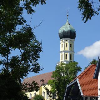 Kirche von Schondorf