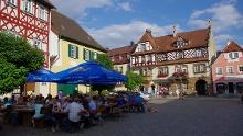 Seßlach über Altenstein und Lichtenstein nach Schloss Gereuth