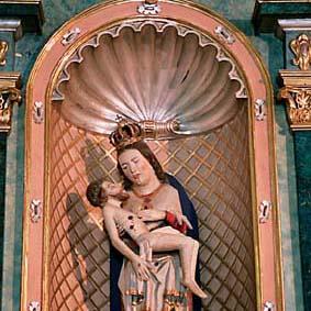 N5 Wallfahrtskapelle Heilig Kreuz, Blieskastel