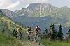 Bikergruppe im Tannheiemr Tal  - @ Autor: TVB Tannheiemr Tal  - © Quelle: Tourismusverband Tannheimer Tal