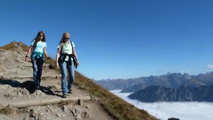 Gipfel des Fellhorns