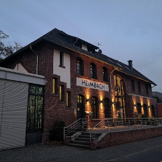 Nationalpark-Tor Heimbach außen
