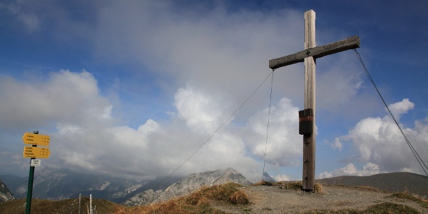 Karteistörl, 2.145 m