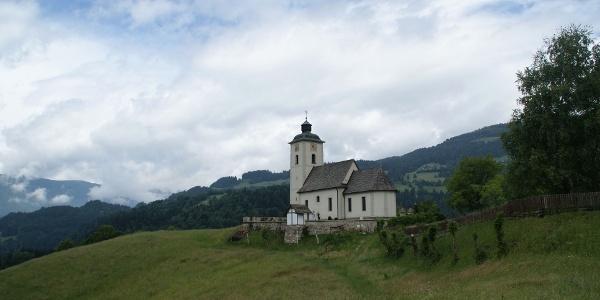Die katholische Kirche in Arriach