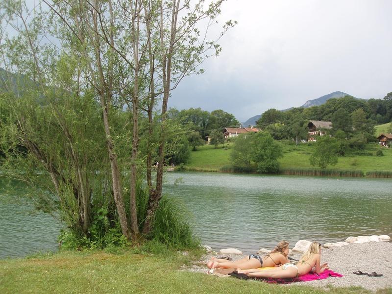 Wössner See Genussradtour