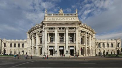 Das Wiener Burgtheater