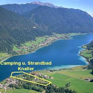 Camping Knaller Weissensee Süd
