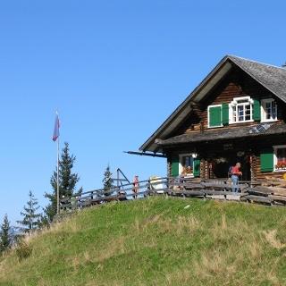 Gafadura Hütte
