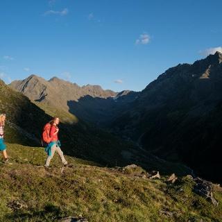 Wandern in Umhausen-Niederthai