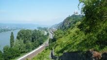 Rheinsteig Etappe 15: Von Braubach nach Filsen
