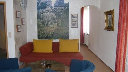 """Zimmer """"Externsteine"""" im Wanderhotel Waldesruh"""