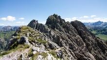 Rauhhorn (2241m) Überschreitung von Hinterstein über den Schrecksee