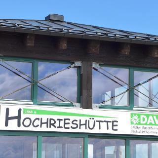 Die Hochrieshütte