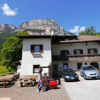 Der Gasthof Wieser in Perdonig