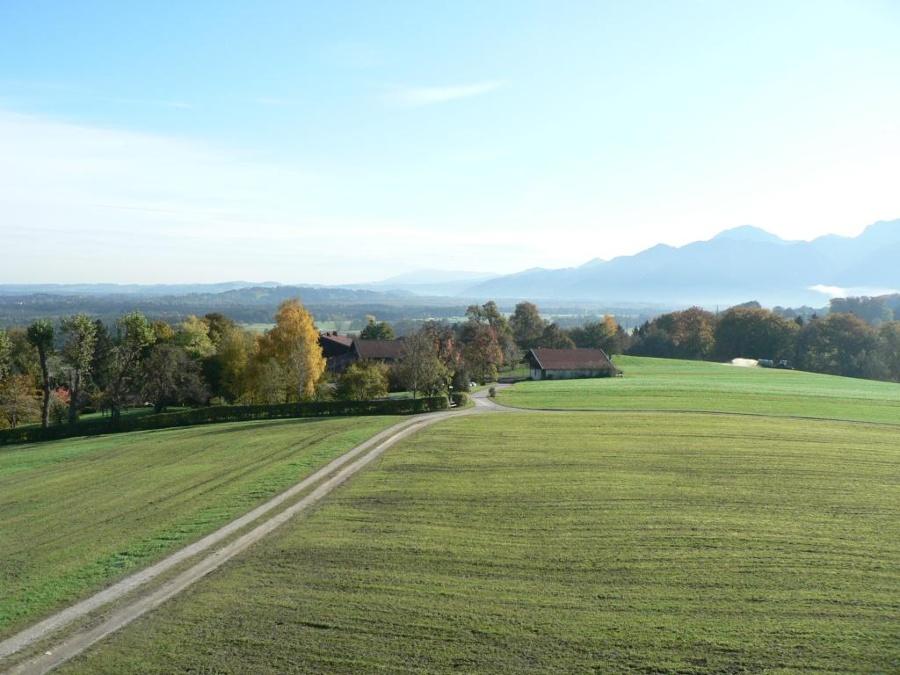Genussradtour Panoramaweg-©Quelle: Gemeinde Bernau a. Chiemsee