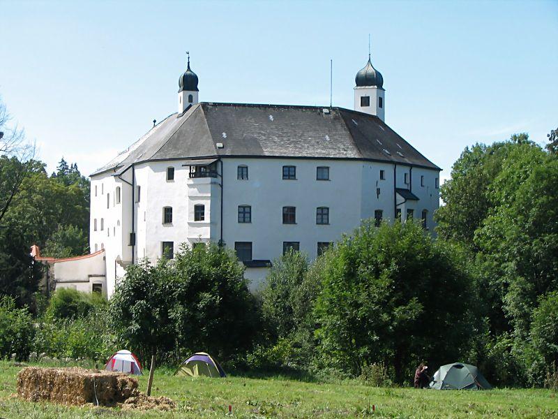 Schloss Amerang-©Quelle: Gemeinde Bernau a. Chiemsee