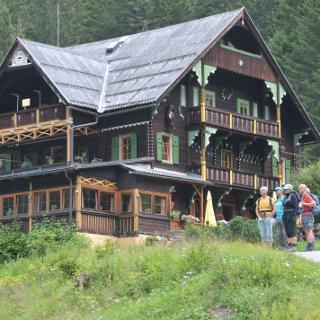 Alpengasthaus Prossau
