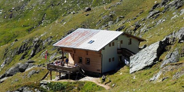 Eisseehütte 2.521m