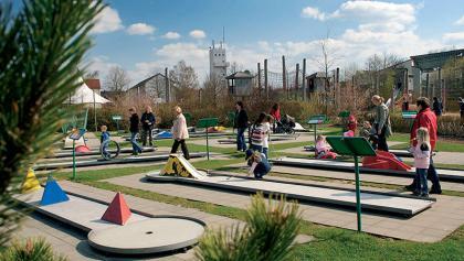 Jahnpark in Bad Hersfeld