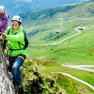 Klettersteig Weitmoser