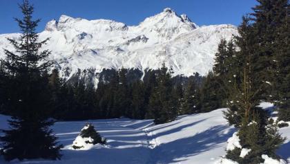 Alp Flix Schneeschuhtrail
